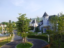 Beautiful and peaceful hotel