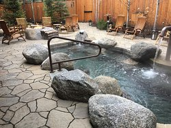 The Cove, an Authentic McCall Spa