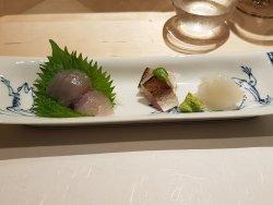 One best Kappo dinner in Tokyo
