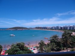 Praia Peracanga