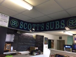 Scott's Subs & Pizza