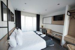 White Luxury Rooms