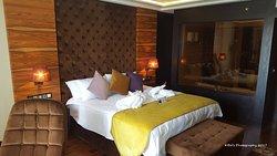 Bed room, Homa Hotel
