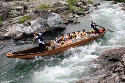 Nagatoro River White Water Rafting