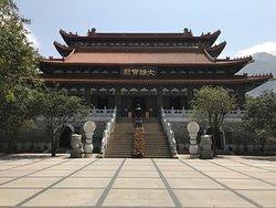 Grande Buda ou Tian Tan Buddha