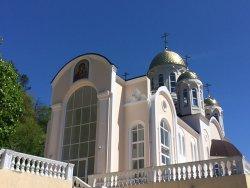 Kazanskoi Ikony Bozhiyei Materi Temple