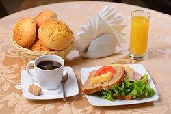 """Завтрак """"Шведский стол"""""""