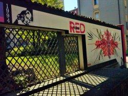 Il Murales Per Festeggiare Campari e La Sua Storia Tutta Sestese