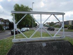 Prototype Bailey Bridge