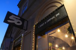50 The Burger and Champagne Bar