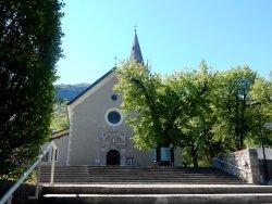 Sanctuaire Notre-Dame du Laus