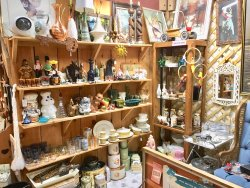 Rustic Diaryland Antique Mall