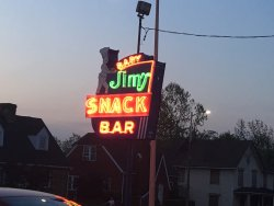 Baby Jim's Snack Bar