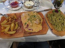 Excellent food!