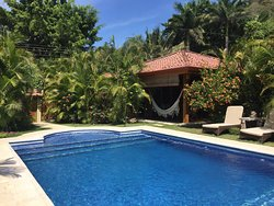 Lovely private villas close to beach