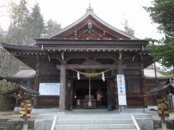 Nasu Yuzen Shrine
