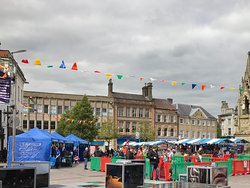 Mansfield Town Centre