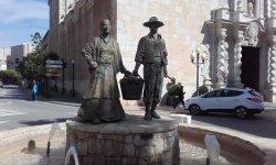 Monument als Llaurados de Benicarló