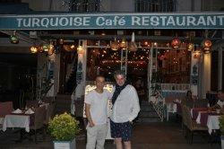 Antique Turquoise Restaurant