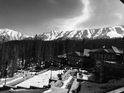 Relaxed with Pir Panjal Range