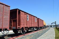 Gorkovskiy Museume of Locomotives