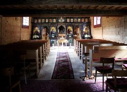 Greckokatolicky dreveny chram Ochrany Presvatej Bohorodicky (Mikulasova)
