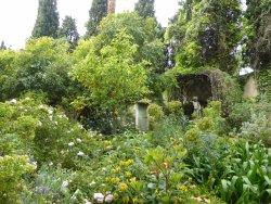 Jardin Du Domaine D'orves