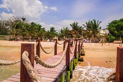 Welcome to mariana's beach Restaurant & coctail bar