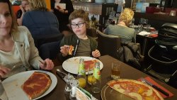 Goede pizza's
