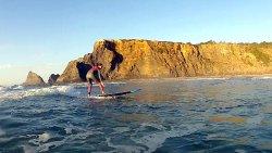 Surf Rentals Odeceixe Beach