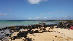 Spiaggia del Caleton Blanco