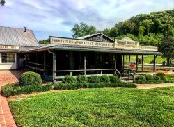 Cascade Hollow Distilling Co., Home of George Dickel