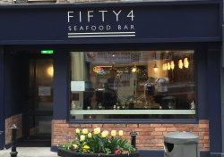 Fifty4 Seafood Bar