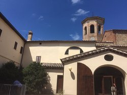 Abbazia di Montecorona Ristorante