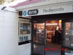 Redwoods i-SITE Visitor Information Centre