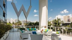 bliss spa at W South Beach