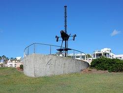 HMAS Brisbane Lookout