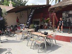 Velosol Cycling Bar