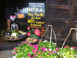 herbal drink corner