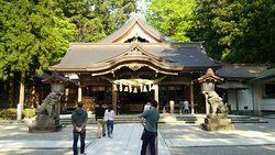 Shirayama Hime Shrine