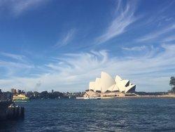 シドニー港