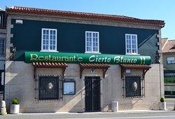 Restaurante Cierto Blanco