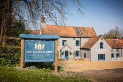 The Barsham Arms
