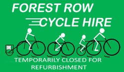 Forest Row Cycle Hire