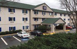 Gwinnett Place Mall Extended Stay Hotel