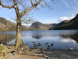 What a wonderful hotel and magical buttermere