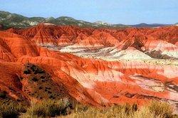 Valle de la Luna Rojo