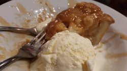 Caramel Apple Pie--Yum!