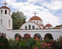 Agios Raphael Monastery