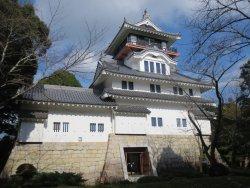 Nakamura Castle Ruins